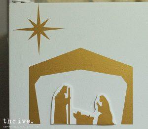Kids Christmas Refrigerator Advent - choose-to-thrive.com